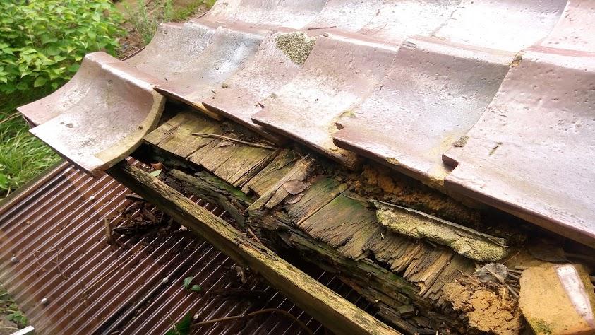 大雨・雨漏り・屋根補修